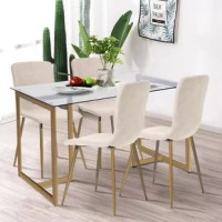 Gillenwater 5 - Piece Dining Set
