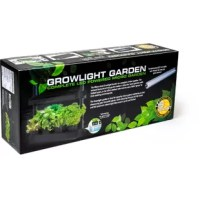 This growing kit comes to you as a complete ready-to-grow garden. Just assemble and add your favorite starting mix, seeds, or starter plants of your choice will be growing in no time.