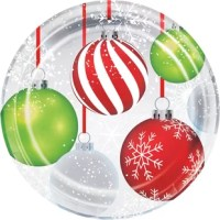Holiday ornament decorates your space and your guests won't be disappointed! This product is the perfect addition to your celebration.