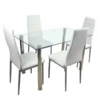 Xena 5 Piece Dining Set
