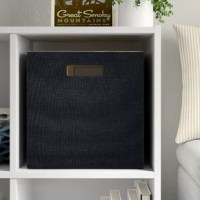 ClosetMaid's Decorative Storage line of fabric bins is perfect for pairing with the matching Decorative Storage Organizers, or even use them on their own! Mix and match colors and fabrics to create your personalized storage and organization solution. Go ahead, show off your storage!