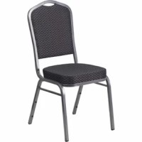 This is one tough chair that will withstand the rigors of time. With a frame that will hold in excess of 500 lbs., this banquet chair is one of the strongest banquet chairs on the market. You can make use of banquet chairs for many kinds of occasions. This banquet chair can be used in church, banquet halls, wedding ceremonies, training rooms, conference meetings, hotels, conventions, schools and any other gathering for practical seating arrangements. The banquet chair is also great for home...