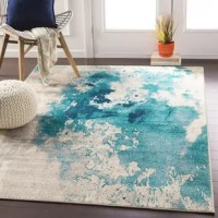 Embodying a sense of classic charm that will effortlessly emit a sense of inviting comfort, this flawless rug will surely become the center point to your space. With a smooth oriental design that radiates opulence and a cool color palette that will give any room a feel of refined relaxation, this perfect piece will surely be exquisite within your home decor.