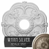 Enrich and upgrade your ordinary ceiling with a lightweight hand-painted beautiful medallion. One advantageous aspect of installing our medallions is it can be very inexpensive for the value and positive changes it can bring to a space. Hand-painted medallions add dimension and texture, character, and vintage charm with limitless designs to match every décor style. And we offer the largest collection of designs to give you that distinct look you desire and provide a lasting transformation.