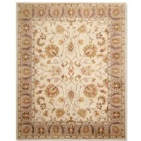 This is a beautiful Oriental rug. Its elegant style is easy to decorate with and perfect for living room, dining room, bed room or anywhere in the residence or office.