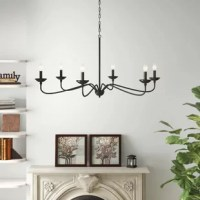 Ralls 6-Light Candle Style Classic / Traditional Chandelier