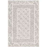 This piece exquisitely blends vintage and contemporary sensibilities of style to create designs that will last through the ages! This meticulously woven piece will provide a durable and natural sense of style to your space!
