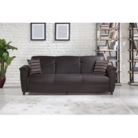 Spoil yourself with the cozy, comfy, yet absolutely stylish sir, store, sleep sofa. Talk about fine lines and great curves.  That's the beauty of this sleeper sofa to suit your appreciation for clean, contemporary style.