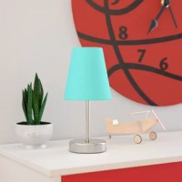 Perfect for casting a warm glow over your little one's nightstand, and this 11
