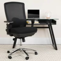 This chair was designed to meet yours around the clock needs. Also known as multi-shift task chairs, a 24-hour office chair is designed for extended use or multiple-shift environments. This chair can be used in a 9-5 setting, but it was specifically designed to meet the needs of workers in 911 dispatch offices, nurses' stations, call centers, control room engineers, disc jockeys and government personnel. The big and tall design also aids in accommodating larger and taller body types. This chair...
