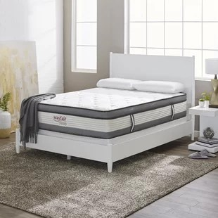 Mattresses You ll Love   Wayfair Wayfair Sleep Medium Hybrid Mattress