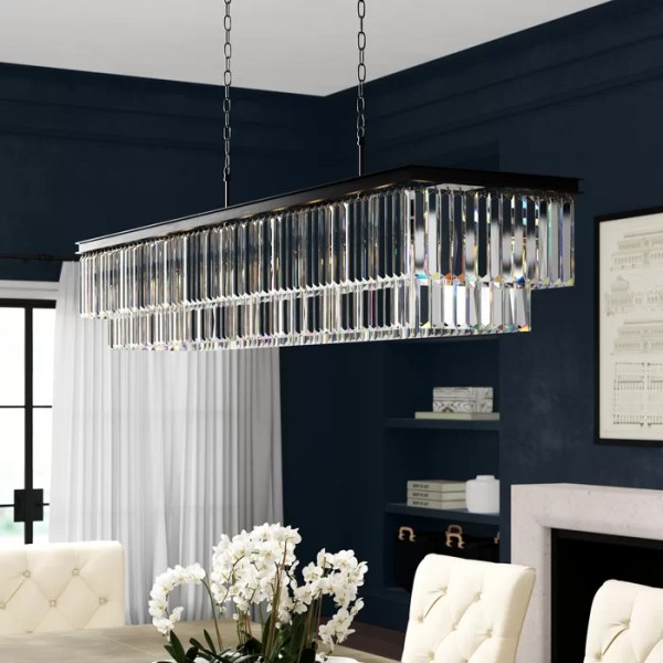 crystal pendant lighting for kitchen # 90