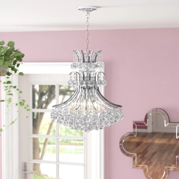 crystal chandelier # 36
