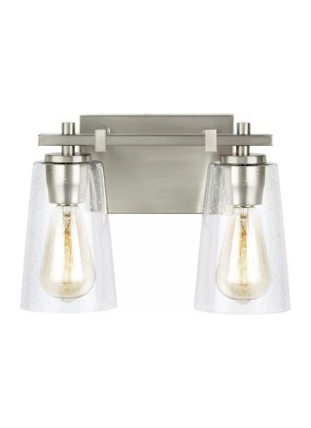 Muniz 2-Light Vanity Light
