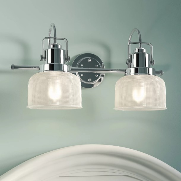 Gotha 2-Light Dimmable Vanity light