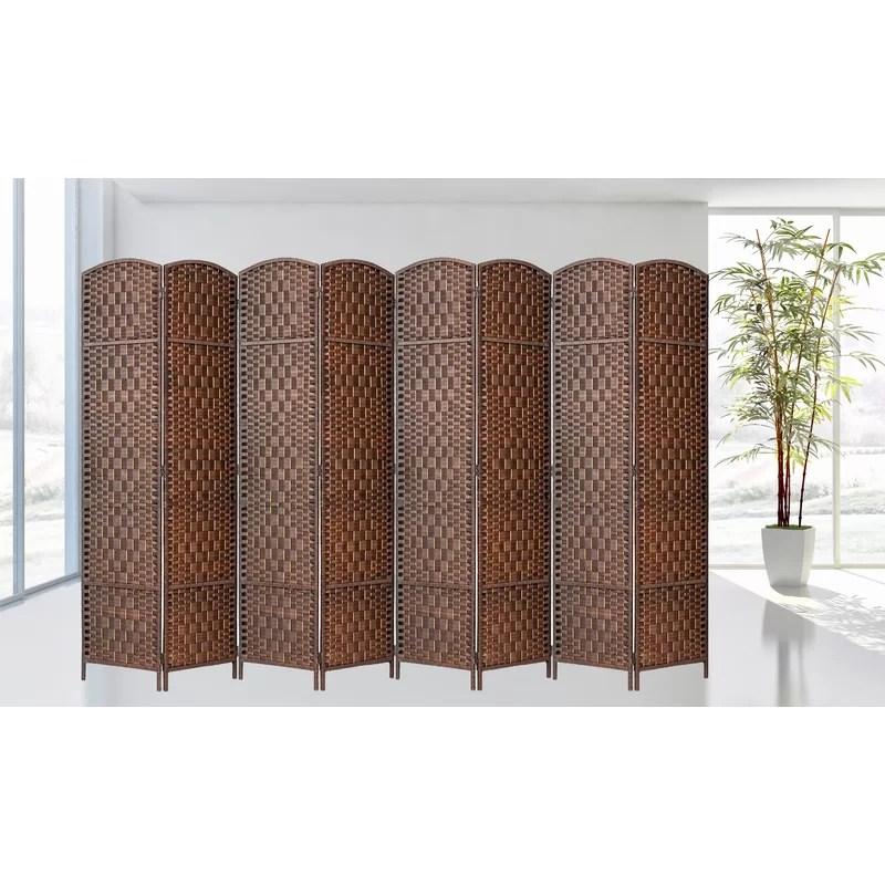 Modern Room Divider Shelves