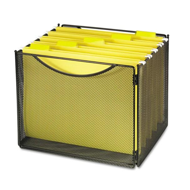 Caiden Desktop File Storage Box