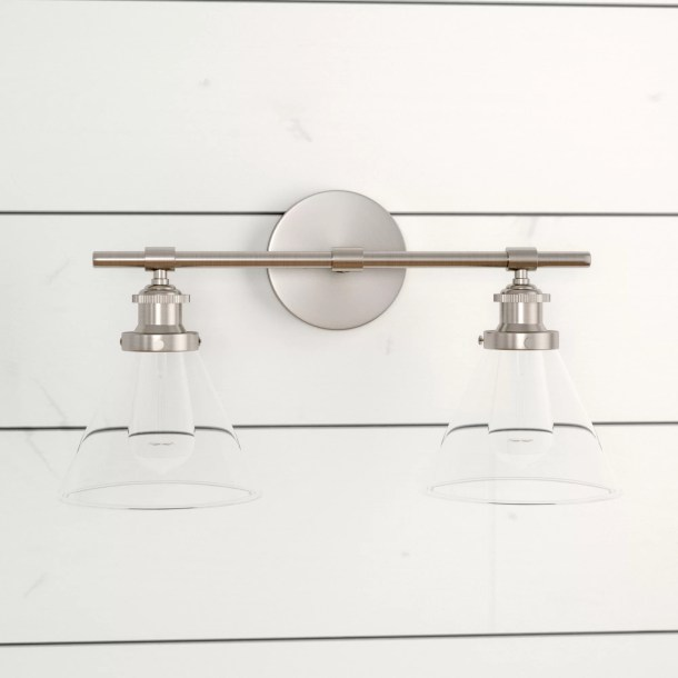 Ragnar 2-Light Dimmable Vanity Light