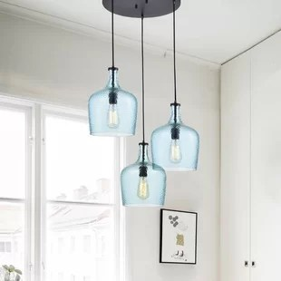 industrial cluster pendant lighting # 60