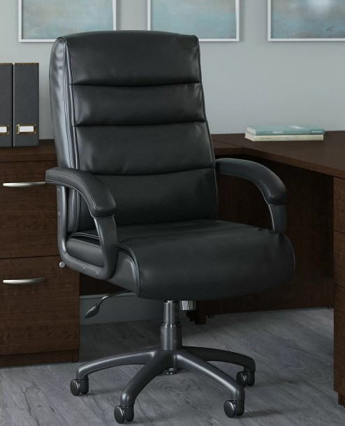 Bush Business Furniture Soft Sense High Back Executive Chair