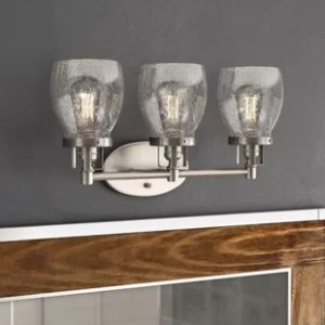 Industrial Vanity Lights   Birch Lane Panorama Point 3 Light Vanity Light