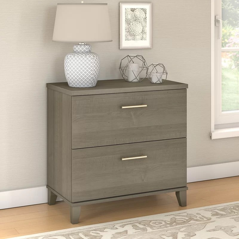 Kirchoff 2-Drawer Lateral Filing Cabinet