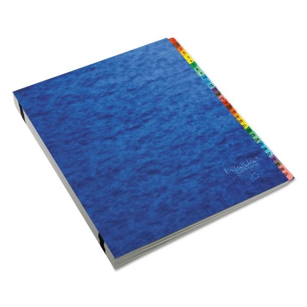 Expandable Desk File, 1-31 Index, Letter Size, Acrylic-Coated Pressguard