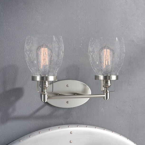 Houon 2-Light Vanity Light
