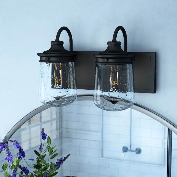 Bostwick 2-Light Vanity Light