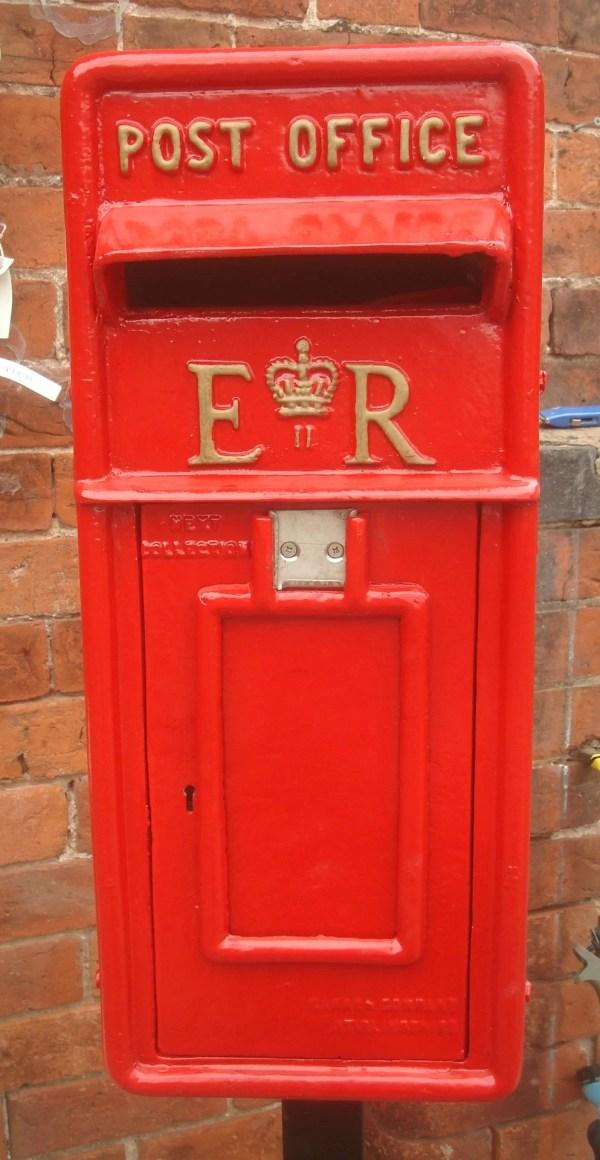 letter box # 86