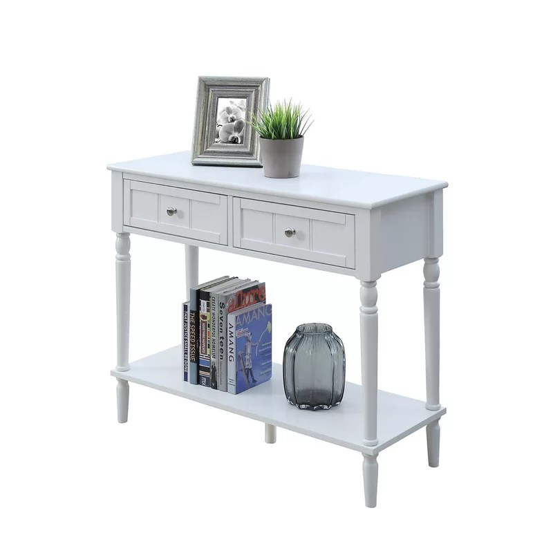Sofa Console Table With Seating