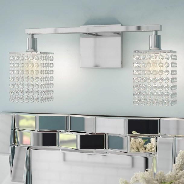 Casandra 2-Light Vanity Light