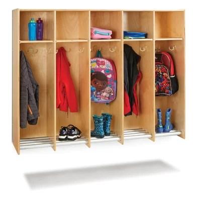 Best Price Jonti Craftu00ae 5 Compartment Cubby With Bins Furniture Online