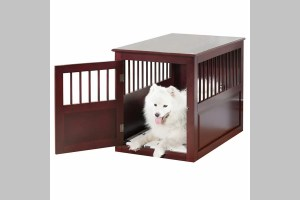 Dog Crate Furniture End Tables Love Wayfair