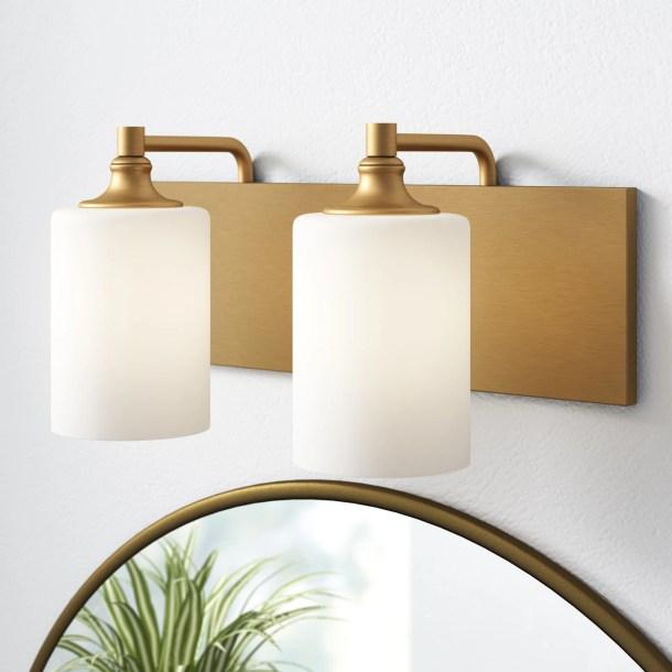 Dian 2-Light Vanity Light