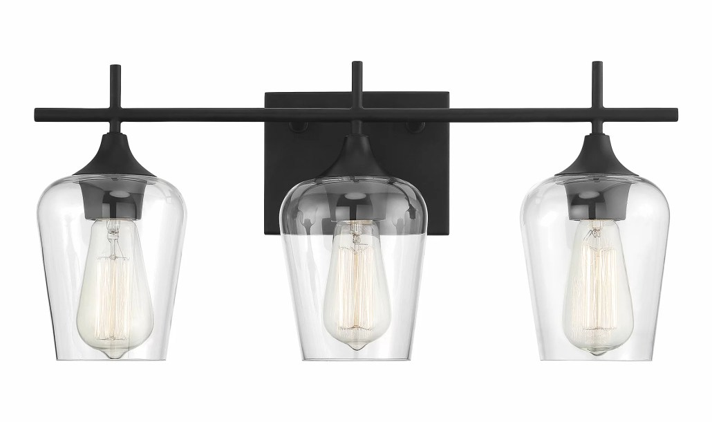 Hickerson 3 - Light Dimmable Vanity Light