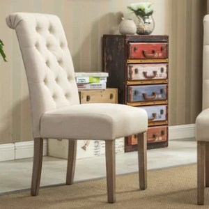 Upholstered Dining Chairs   Birch Lane Upholstered Dining Chairs