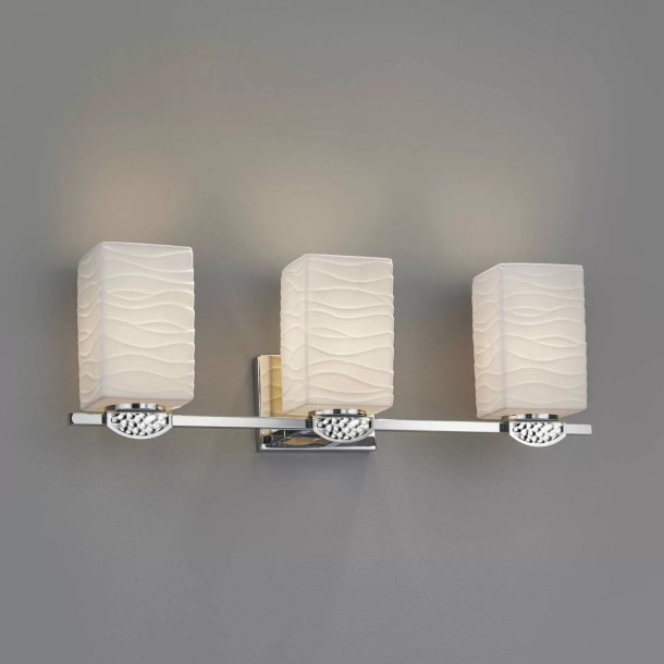 Holbeach 3-Light Vanity Light