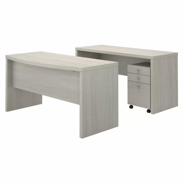 Dez Desk and Filing Cabinet Set