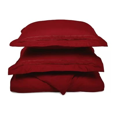 Promo Warrenville Reversible Duvet Cover Set Furniture Online