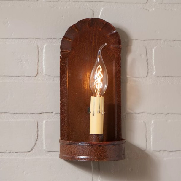 Vittorio 1-Light Candle Wall Light