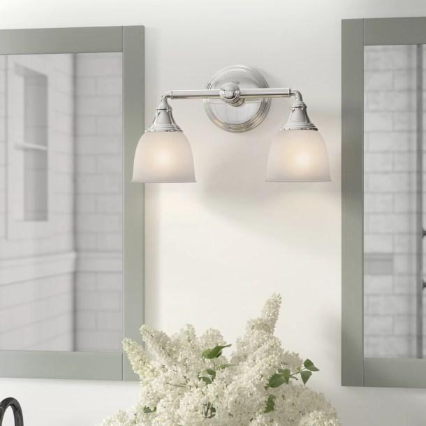 Devonshire 2-Light Vanity Light