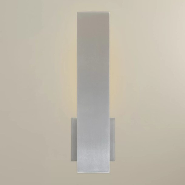 Castanon 1-Light LED Armed Sconce