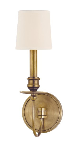 Erby 1-Light Candle Wall Light