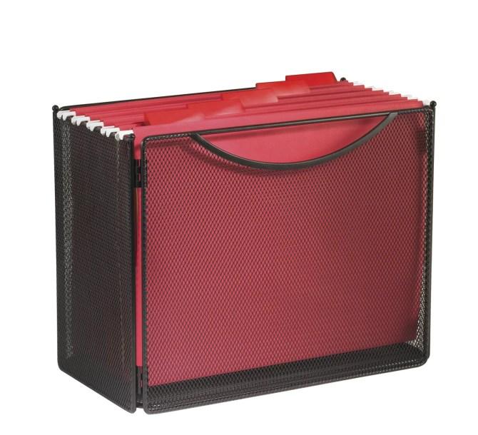 Onyx Desktop File Storage Box
