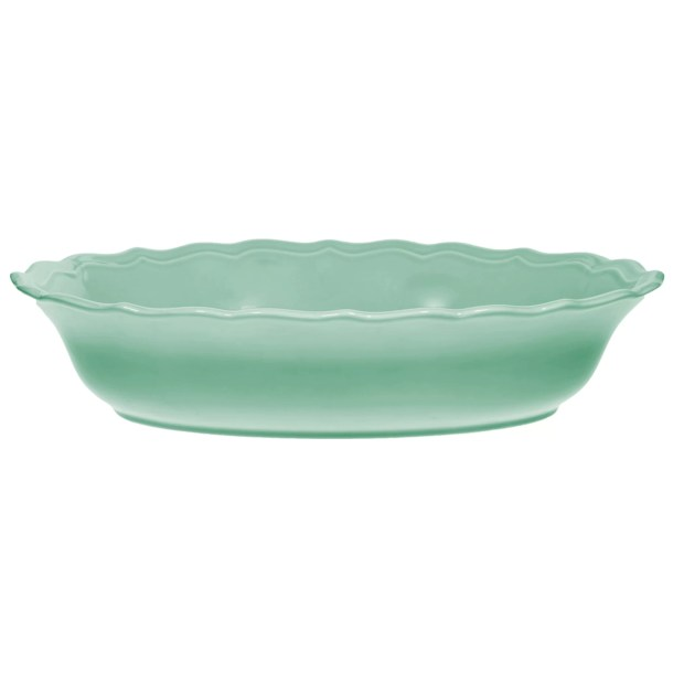 Home Essentials and Beyond Oval Non-Stick Baking Dish