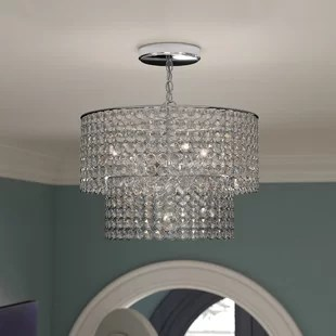 crystal chandelier lighting # 54