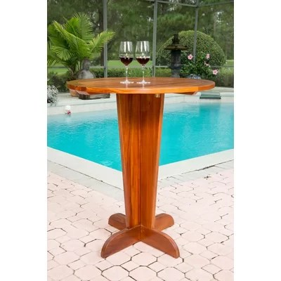 Best Serengeti Pub Table Solid Wood Dining Table Furniture Online