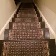 Gloriarug Gloria Gray Stair Tread Reviews Wayfair | Gloria Rug Stair Treads | Mats | Area Rug | Stair Runners | Rubber Backing | Skid Resistant