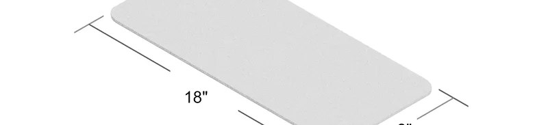 Tucker Murphy™ Pet Beaudoin Utility Peel And Stick Stair Tread | Self Stick Stair Treads | Slip Resistant | Modern | Vinyl Covered | Contemporary | Pad